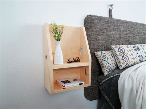 How to build a nightstand with a cabinet Image