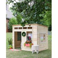 How to build a playhouse discount code