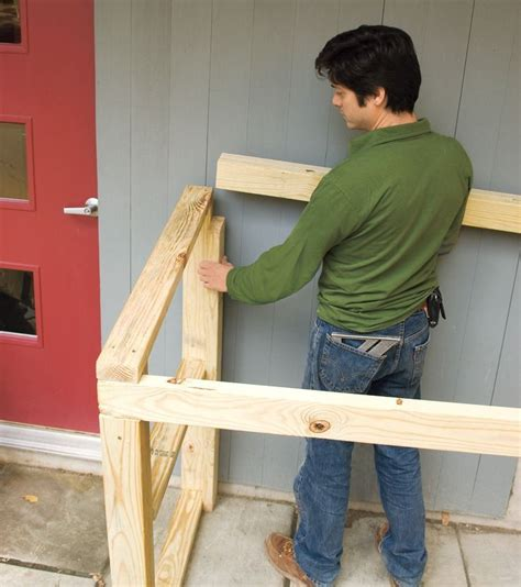 How to build a refuse storage shed Image