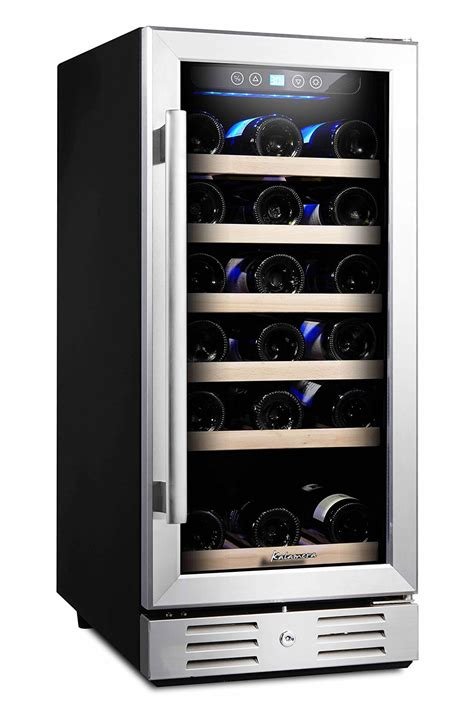 How to build a wine cabinet with wine cooler Image