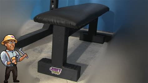 How to build an exercise bench Image