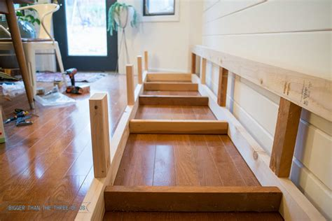 How to build banquette bench Image