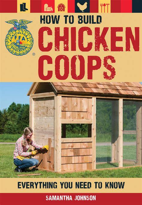 How to build chicken coop book Image