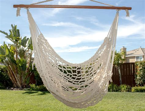 How To Build Hammock Chair Image