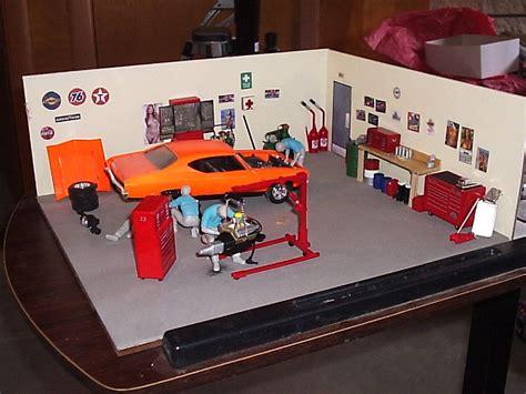 How to build model garage Image