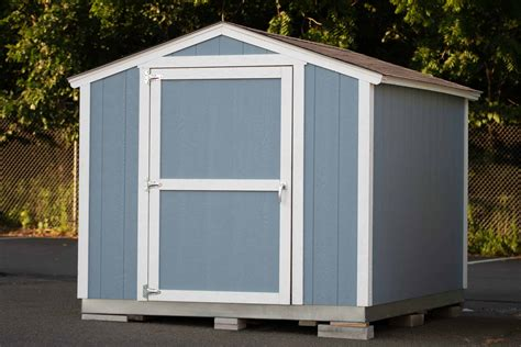 How to build storage shed on skids Image