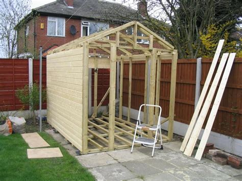How to build your own garden shed cheap Image