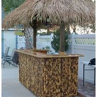Cash back for how to build your own tiki bar, tiki hut or tiki furniture