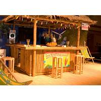 What is the best how to build your own tiki bar, tiki hut or tiki furniture?