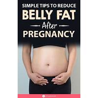 How to burn off post pregnancy body fat day by day scam?