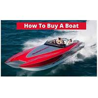 How to buy a boat and safety guide coupons