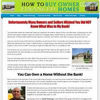How to buy owner financed homes audio, book and video package secret