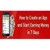 How to create an app and start earning money in 7 days reviews