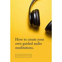 How to create & sell your own meditation audios from home coupon codes
