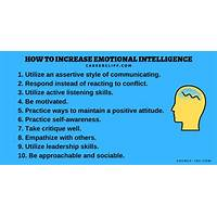 Buying how to develop emotional intelligence