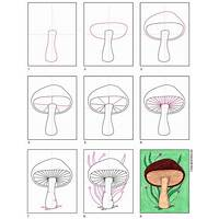 How to draw cartoons and make a great second income secret