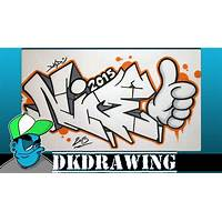 Guide to how to draw graffiti guide for beginners