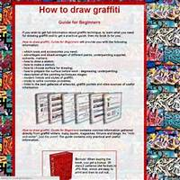 How to draw graffiti guide for beginners discount code