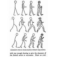 How to draw people figure drawing step by step free tutorials