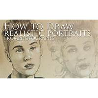 What is the best how to draw realistic portraits in just 4 weeks!?