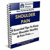 How to end shoulder pain ebook and videos, over 7% conversion rate discount code