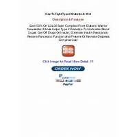 How to fight type 2 diabetes & win! tutorials