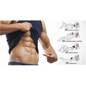 How to get a six pack and lose belly fat fast guide