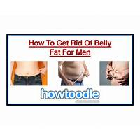 How to get rid of belly fat for men is bullshit?