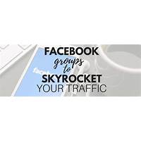 How to get traffic & income from facebook groups coupon