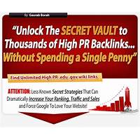 How to get unlimited quality backlinks from edu and gov sites experience
