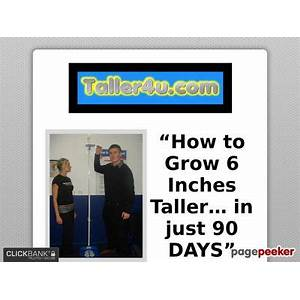 How to grow taller grow 3 6 inches (7 62cm 15 24cm) taller now discount