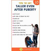 How to grow taller guide tutorials