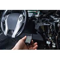 How to install a car alarm, remote start, or keyless entry system programs