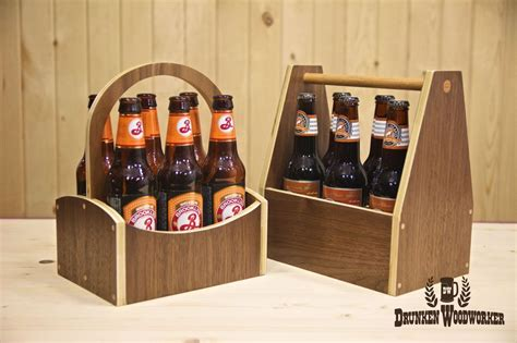 How to make a beer totecaddy Image