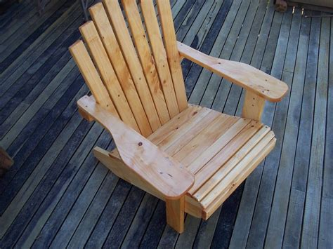 How to make a cape cod chair Image