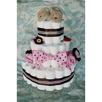 How to make a diaper cake video instructions does it work?