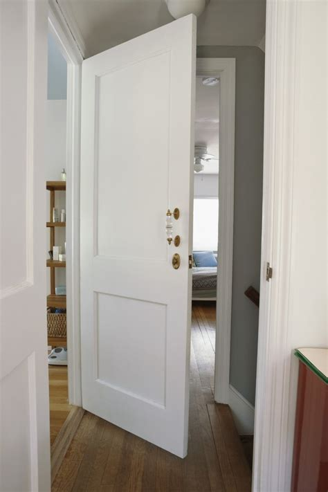 How to make a door frame wider Image