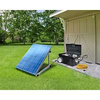Discount how to make a solar power generator for less than $300