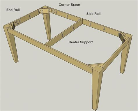 How to make a table leg Image