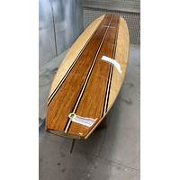 How to make a wooden surfboard with surfboard plans offer