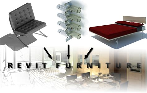 How to make furniture revit Image