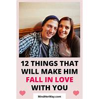 How to make him fall in love with you women's product promotional code