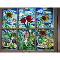 How to make modern stained glass windows for fun and profit guides