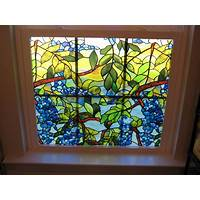 How to make modern stained glass windows for fun and profit review