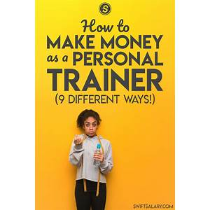 How to make money as a personal trainer promo codes