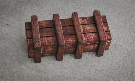 How to make puzzle boxes out of wood Image