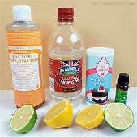 How to make your own natural, safe & cheap cleaning products work or scam?