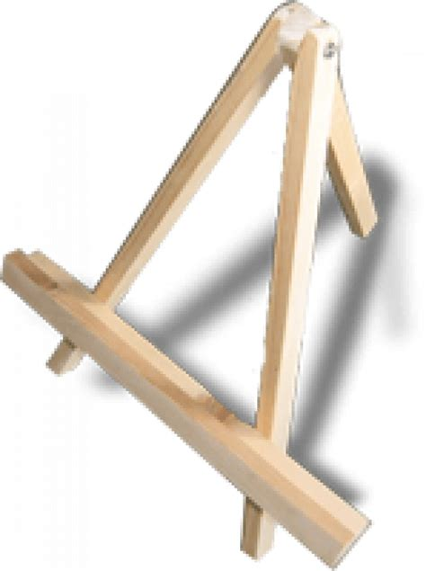 How to make your own table top easel Image