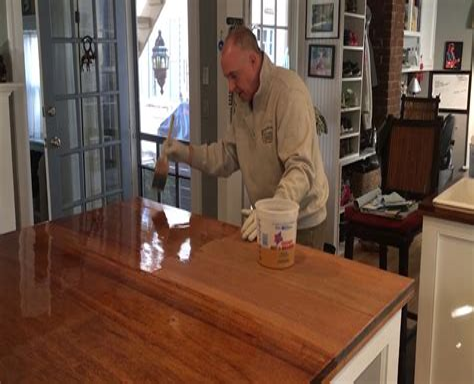 How to polyurethane Image