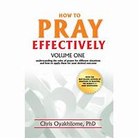 Buying how to pray effectively